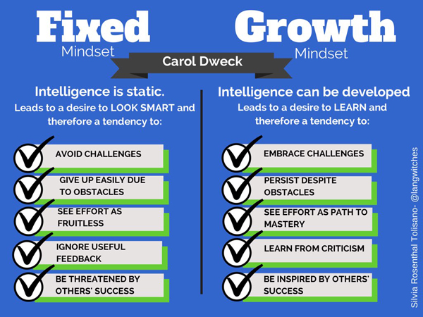 Are You Fixed or Growth Mind-Set?